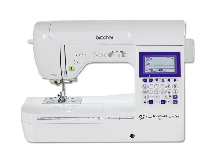 NEW! - Brother Innov-is F420