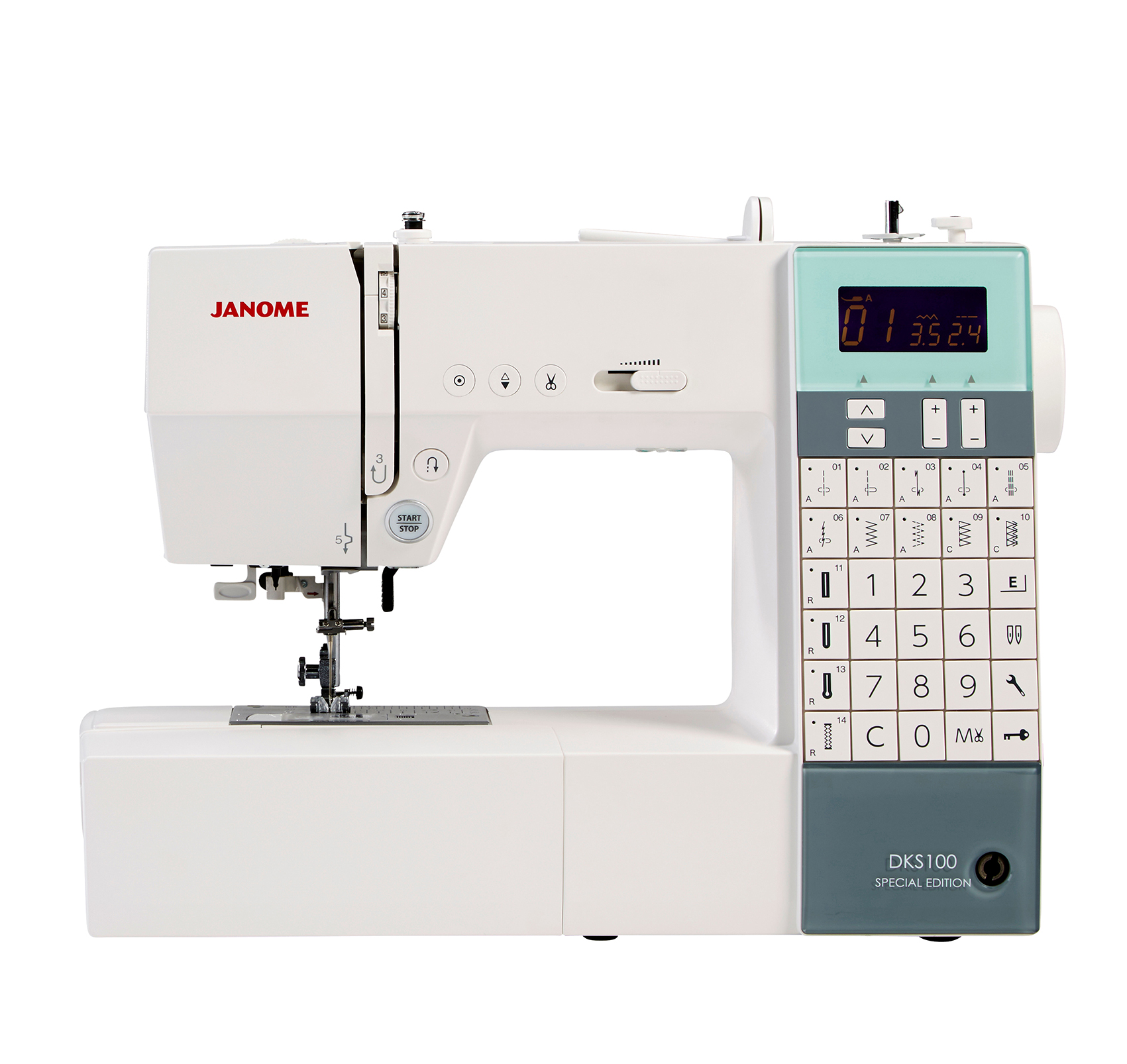 Janome DKS100 Special Edition