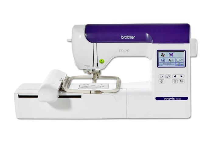 NEW! - Brother Innov-is F440E Embroidery Machine