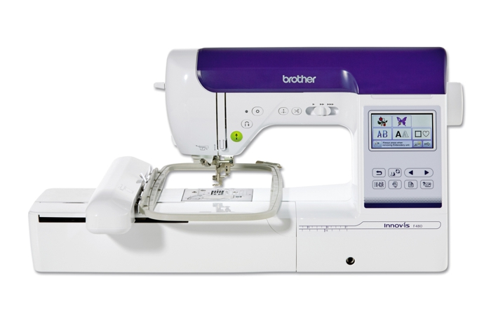 NEW! - Brother Innov-is F480